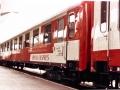 Bosna Expres, vagoni