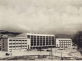 Nova željeznička stanica Sarajevo, 1953.g.