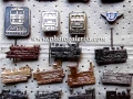 badges rail