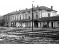 Der alte Bahnhof Mostar