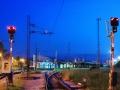 Signali u stanici Sarajevo.
