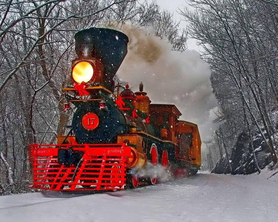 Novogodisnji voz