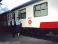 Bosna Expres, stjuardese