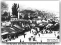 Sarajevo_Bascarsija_okretaljka_tramvaj