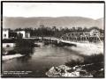 Ilidža 1901. godine, željezni most, Copyright © photogalerija.com