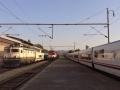 Talgo BH vozovi u kolodvotu Capljina