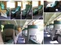 Enterijer prvog razreda Talgo BH voza